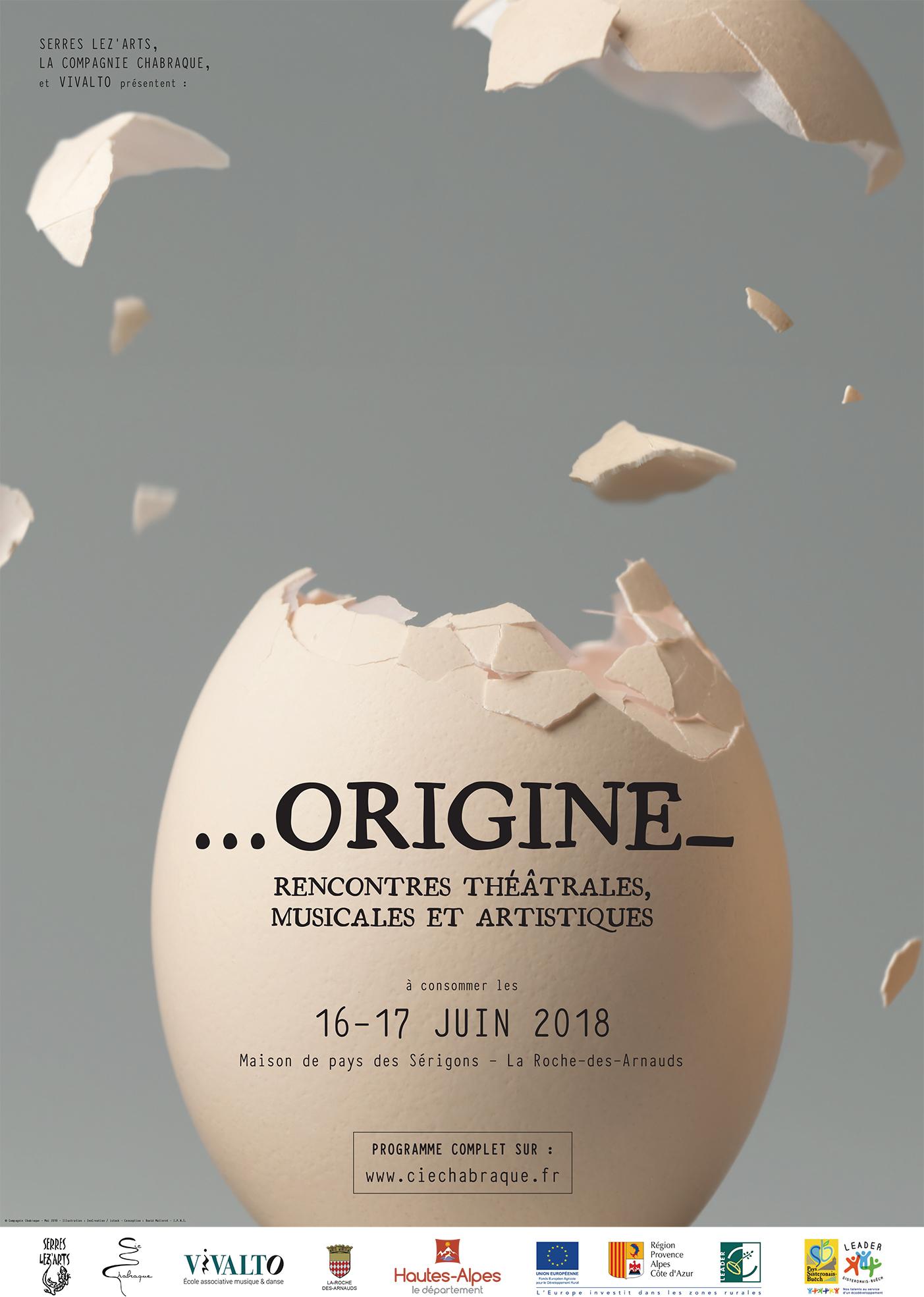 …Origine_ : rencontres théâtrales, musicales et artistiques
