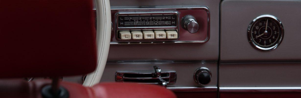 Pièce radiophonique «En Voiture Simone»