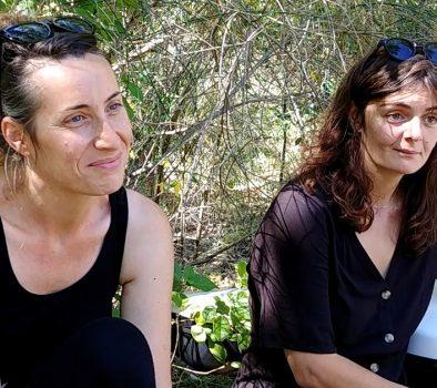 Oh la belle lune – Interview de Cécile Brochoire et Anaïs Soreil